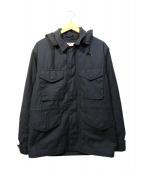 Supreme × Mark Gonzales(シュプリーム × マークゴンザレス)の古着「M-51ミリタリージャケット」 ネイビー