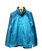 mont-bell(モンベル)の古着「ナイロンジャケット」|スカイブルー