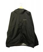 mont-bell(モンベル)の古着「サンダーパス ジャケット」|ブラック