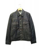 A.P.C.(アーペーセー)の古着「デニムジャケット」 インディゴ