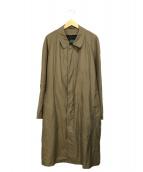 LAUREN RALPH LAUREN(ローレンラルフローレン)の古着「ライナー付ステンカラーコート」|オリーブ