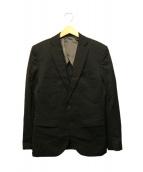 ABAHOUSE(アバハウス)の古着「FLEX JACKET」|ブラック