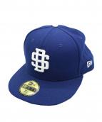 STANDARD CALIFORNIA(スタンダード カリフォルニア)の古着「キャップ」|ブルー