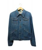 Wrangler(ラングラー)の古着「[古着]80sデニムジャケット」|インディゴ