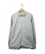 YAECA()の古着「コンフォートシャツ」|ブルー