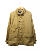 JUNYA WATANABE CDG(ジュンヤワタナベコムデギャルソン)の古着「ハンティングジャケット」 ベージュ