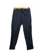 GRAMICCI(グラミチ)の古着「ナイロンクライミングパンツ」|ネイビー