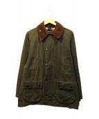 Barbour(バブアー)の古着「オイルドジャケット」|セージ