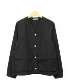 pii-day(ピーデイ)の古着「Wonder Worker Jacket」|ブラック