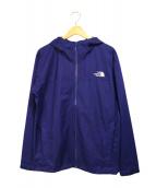 THE NORTH FACE(ザノースフェイス)の古着「venture jacket」|ブルー
