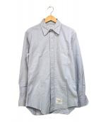 Thom Browne(トムブラウン)の古着「オックスフォードシャツ」|スカイブルー