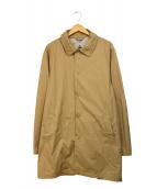 le coq sportif(ルコック・スポルティフ)の古着「撥水ステンカラーコート」|ベージュ