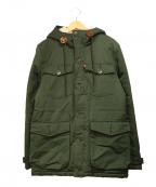 LEVI'S(リーバイス)の古着「サーモアフードコート」 グリーン