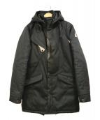 Denham(デンハム)の古着「ダウンコート」|ブラック