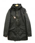 Denham()の古着「ダウンコート」 ブラック
