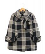 MAX&Co.(マックスアンドコー)の古着「ウールジャケット」|グレー