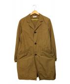 Ordinary fits(オーディナリーフィッツ)の古着「DOCTOR COAT ドクターコート」|ベージュ