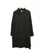 orSlow(オアスロウ)の古着「US NAVYステンカラーコート」|ブラック