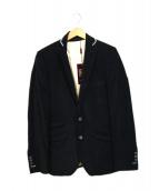 Holland Esquire(ホーランド エスクワイヤー)の古着「テーラードジャケット」|ネイビー