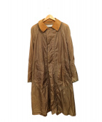 KOLOR(カラー)の古着「ナイロンコート」|ベージュ