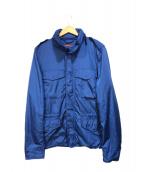 ASPESI(アスペジ)の古着「M-51ナイロンフィールドジャケット」|ブルー
