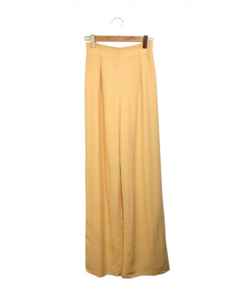CELINE(セリーヌ)CELINE (セリーヌ) ワイドパンツ ベージュ サイズ:38 OLD CELINEの古着・服飾アイテム