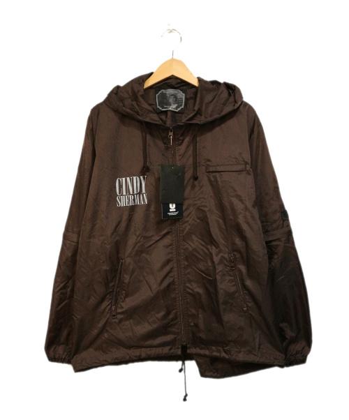 UNDERCOVER(アンダーカバー)UNDERCOVER (アンダーカバー) ナイロンタフタアーミーパーカー ブラウン サイズ:2 UCY4208-2 Cindyprinの古着・服飾アイテム