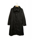 MACKINTOSH LONDON(マッキントッシュ ロンドン)の古着「ロングウンコート」 ブラック