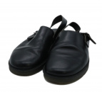 foot the coacher(フットザコーチャー)の古着「ストラップスシューズ」|ブラック