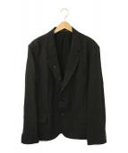 YohjiYamamoto pour homme(ヨウジヤマモトプールオム)の古着「RINEN GYAVA JACKET」 ブラック