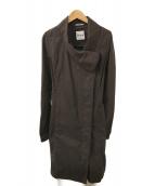 TATRAS(タトラス)の古着「スプリングコート」|グレー