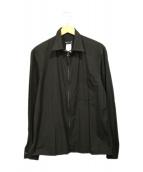 agnes b homme(アニエスベーオム)の古着「ブルゾン」|ブラック