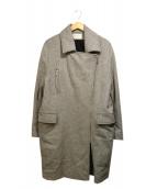 ISABEL MARANT ETOILE(イザベルマランエトワール)の古着「ウールコート」|グレー