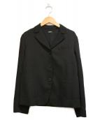 JIL SANDER NAVY(ジルサンダーネイビー)の古着「テーラードジャケット」|ブラック