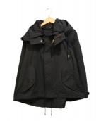 THE RERACS(ザリラクス)の古着「M-65ショートジャケット」 ブラック