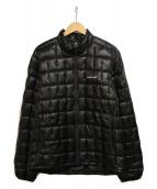 mont-bell(モンベル)の古着「プラズマ1000ダウンジャケット」|ブラック