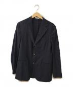 BOGLIOLI()の古着「テーラードジャケット」|ネイビー