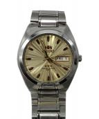 ORIENT(オリエント)の古着「腕時計」|ゴールド