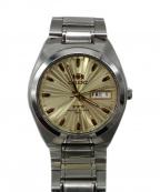 ORIENT(オリエント)の古着「腕時計」 ゴールド