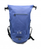 F/CE(エフシーイー)の古着「NO SEAM ROLLTOP PACK」 ブルー