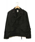 south2 west8(サウスツーウエストエイト)の古着「Tankara Shirt」 ブラック