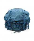 beautiful people(ビューティフルピープル)の古着「nylon ALICE pack shoulder bag」 ブルー