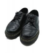 Dr.Martens(ドクターマーチン)の古着「3ホールシューズ」|ブラック