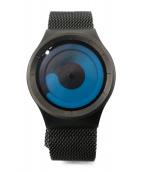 ZIIRO()の古着「腕時計」|ブルー