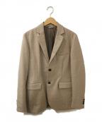lideal(リディアル)の古着「テーラードジャケット」|アイボリー