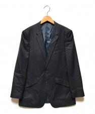 TAKEO KIKUCHI (タケオキクチ) テーラードジャケット ネイビー サイズ:L