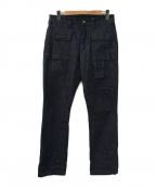 SASSAFRAS(ササフラス)の古着「デニムパンツ」 インディゴ