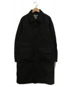 ()の古着「アイオワフォレストコート」|ブラック