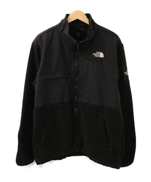 THE NORTH FACE(ザ ノース フェイス)THE NORTH FACE (ザノースフェイス) DENALI JACKET ブラック サイズ:XL デナリ フリース ボアの古着・服飾アイテム