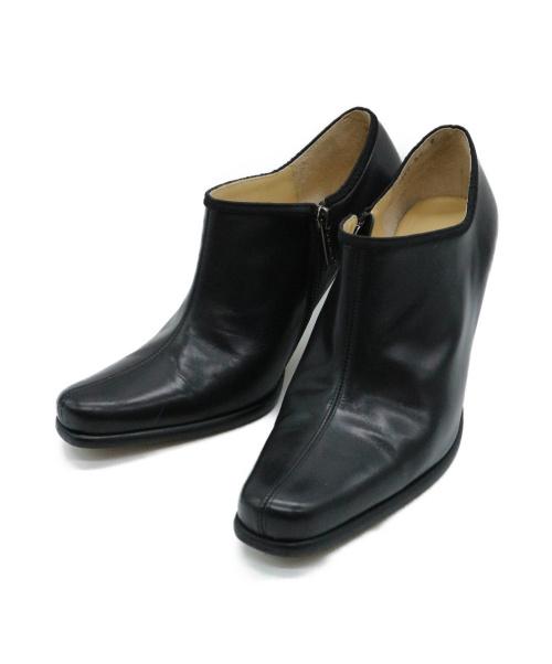 GIVENCHY(ジバンシィ)GIVENCHY (ジバンシィ) ショートブーツ ブラック サイズ:SIZE 23cmの古着・服飾アイテム